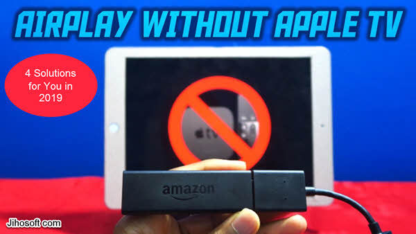 How to AirPlay Mirror iPhone to Smart TV without Apple TV