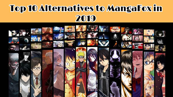 Best MangaFox Alternatives.