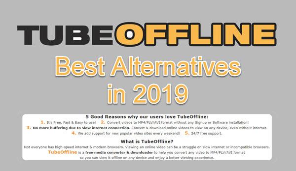 Best Alternatives to TubeOffline
