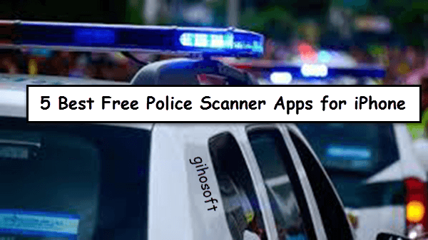 Best Free iOS Apps to Listen to Police Scanner Online.