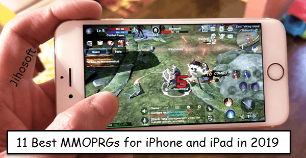 Best Role-playing Games for iPhone.
