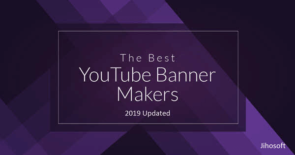 Free YouTube Banner Makers