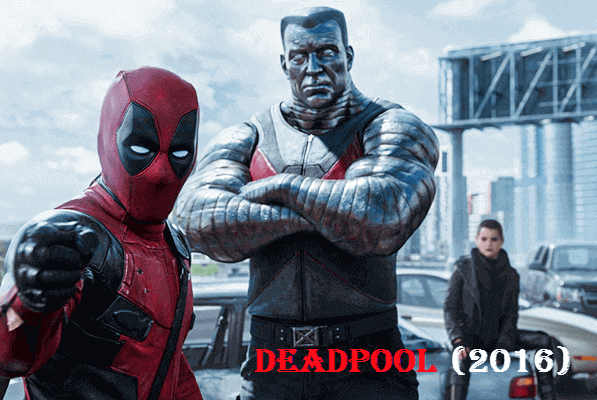 Deadpool the Most Torrented Movie of 2016