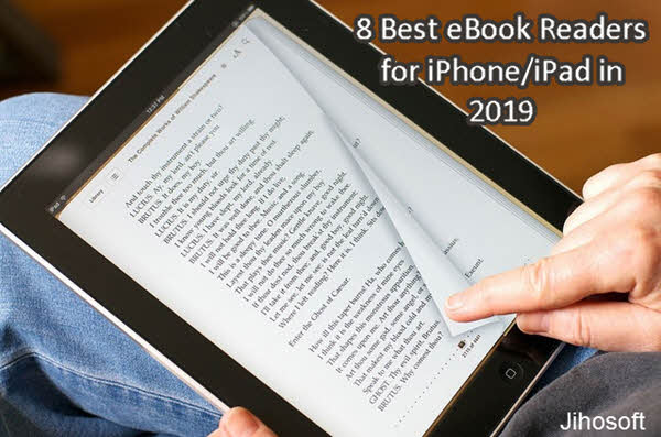 eBook/ePub Readers for iPhone