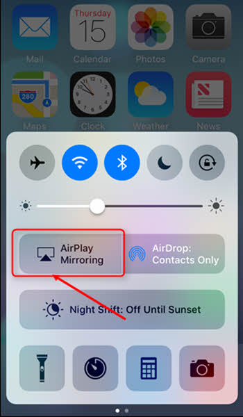 How to AirPlay Audio from iPhone/iPad to Apple TV