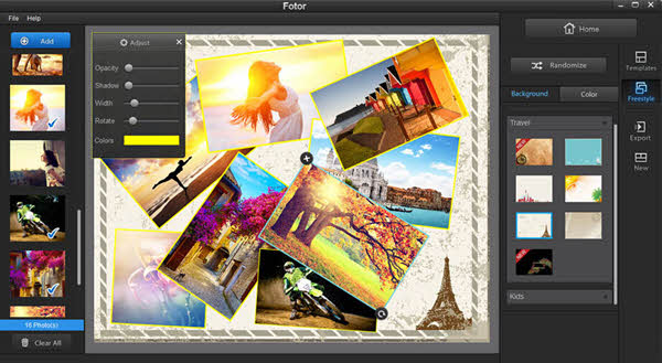 Fotor is going to help you improve every single thing about your YouTube banner.