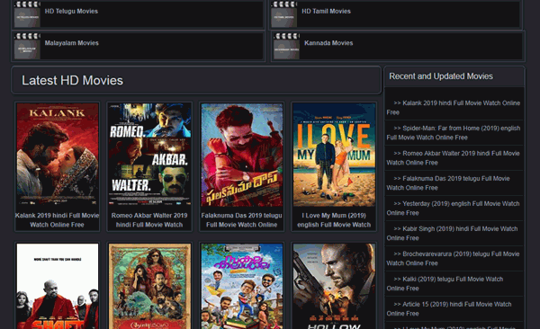 Hiidudemv.net is an awesome movie streaming site, which offers unlimited downloads of movies and songs.