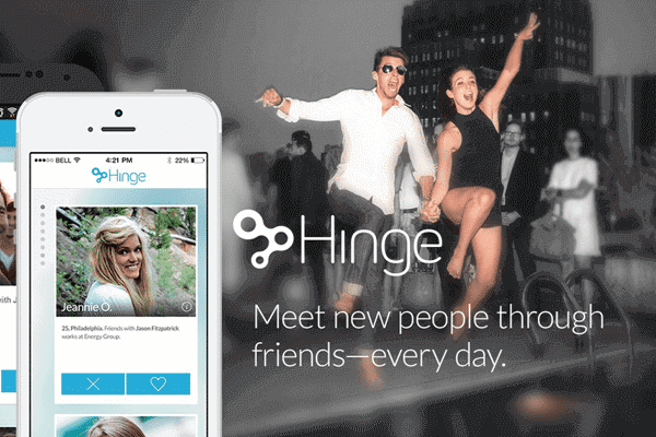Hinge is one of the best free dating Apps like Tinder.