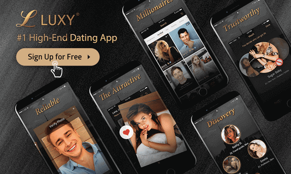 Luxy is one of the best free dating Apps like Tinder.