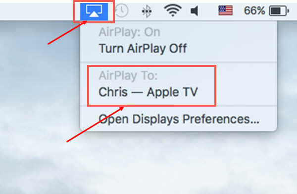How to AirPlay Mirroring from Your Mac Device to Apple TV