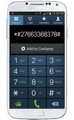 Unlock SIM Network Code for Samsung Galaxy S4