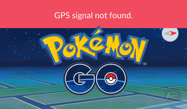 GPS Signal Not Found issue