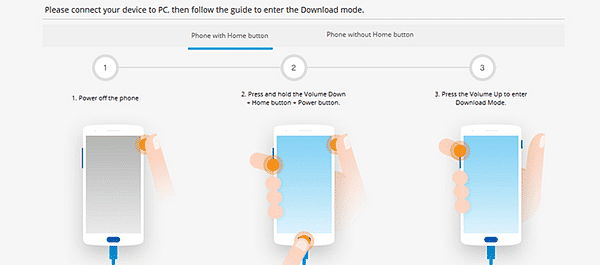 How To Enter Download Mode Without Volume Button