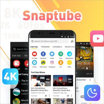SnapTube is one of the best alternatives to TubeOffline.