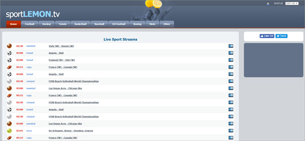 SportLemon is an entertainment site which lies over the internet.