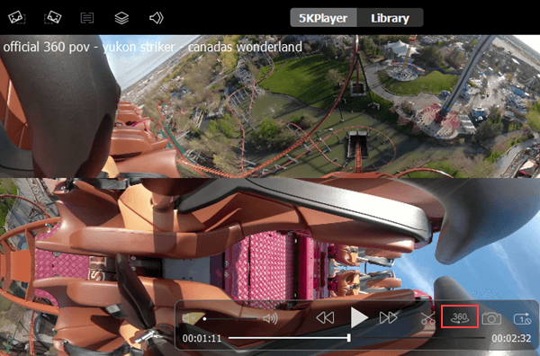 The Best 360-degree Video Player You Can Use