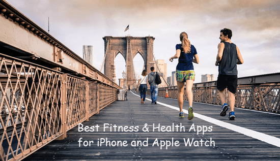 Best Free Fitness & Health Apps for iPhone and Apple Watch