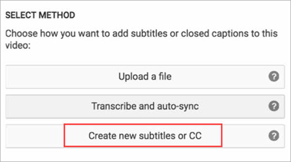 Use YouTube Subtitle Generator Tool