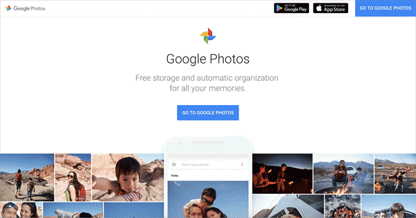 Google Photos free image hosting service is one of the best image hosting sites