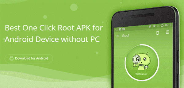 iRoot is one of the latest root apps that help users perform the root process on Samsung Galaxy devices.