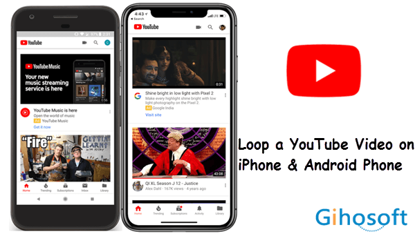 Loop a YouTube Video on iPhone and Android Phone