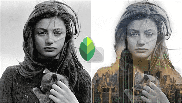 Snapseed is one of the most popular image editing apps of recent times.