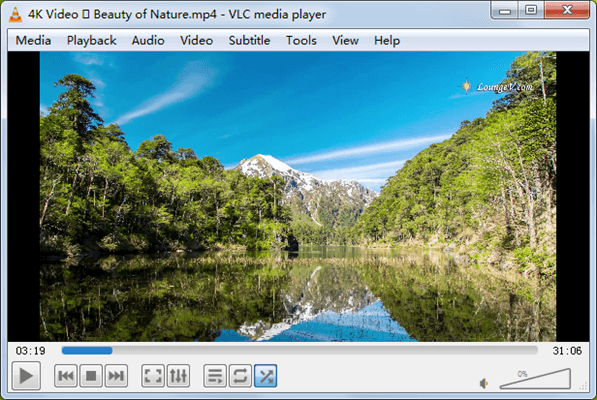 VLC is available on both Windows 10/8/7/XP and Mac OS.