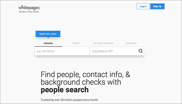 finding lookup people phone reverse tip using