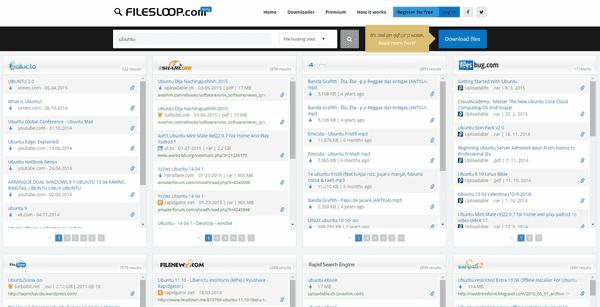 Filesloop is a wonderful site to doe load the torrents easily.
