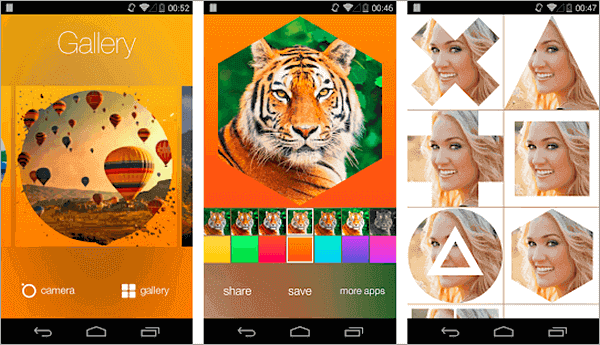 Image Shape Pro is one of the best crop photo apps on our list and is very versatile.