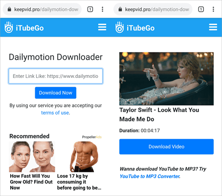 How to Save Dailymotion Videos on Android