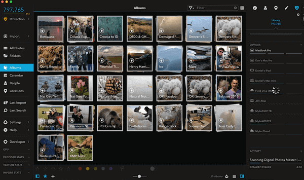 Although it is not totally free, yet Mylio is one of the best photo organizer apps