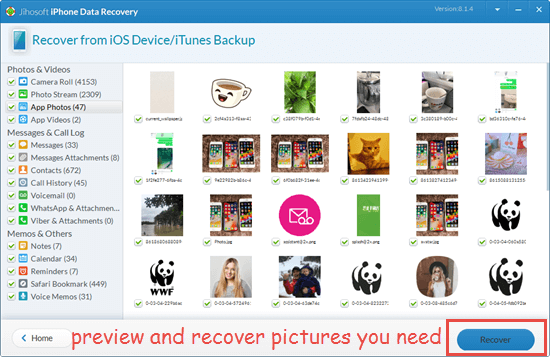 How to Recover Permanently Deleted Photos from iOS Device