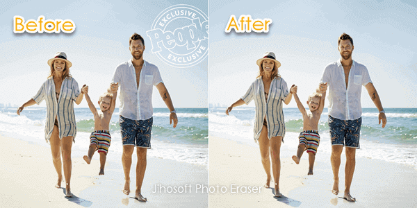 How to Remove Watermark, Logo and Date Stamp from Photos