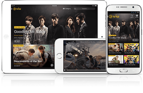 Viu is a free Korean Drama streaming website which has thousands of Korean Drama series on its database.