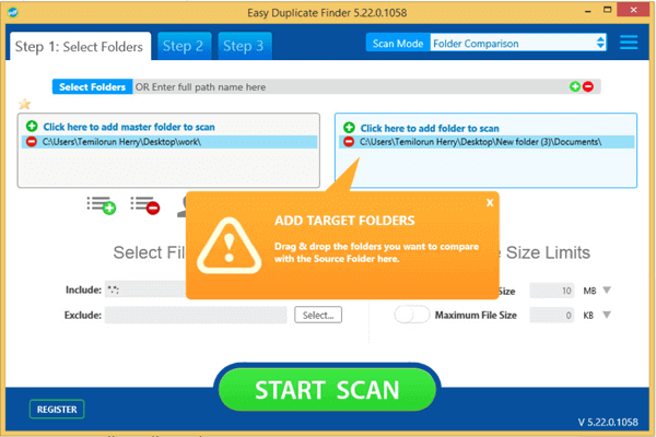 Easy Duplicate Finder is also one of the best programs to find duplicate pictures.