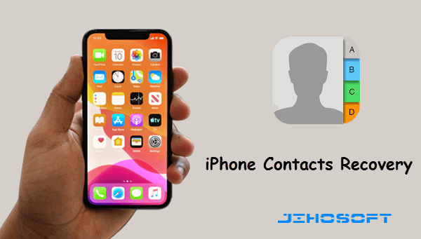 Recover Deleted Contacts from Your iPhone