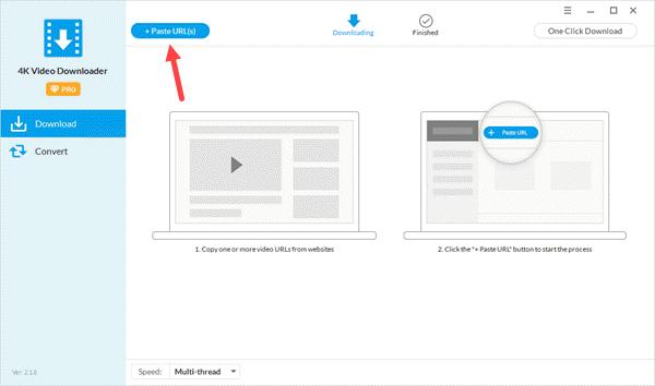 Jihosoft free 4k video downloader.