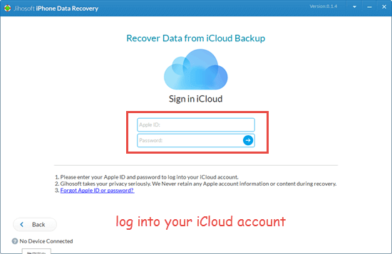 How to Restore Deleted Call History from iCloud Backup