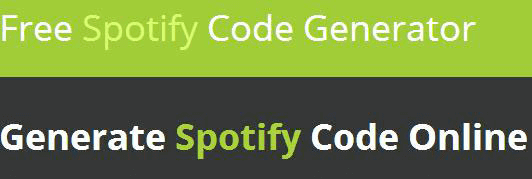 We feel that onlinespotifycode is an amazing site where you can get codes for free!