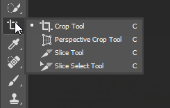 How To Crop Images Using Photoshop?