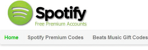 They claim to have discovered a loophole in the subscription process, where you can generate Spotify premium codes for free.