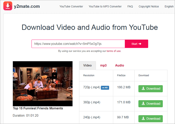 How to download long videos from YouTube