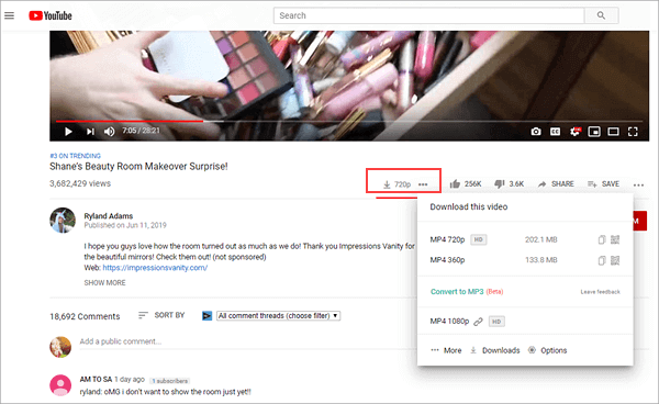 5 Best YouTube Video Downloader Chrome Extensions