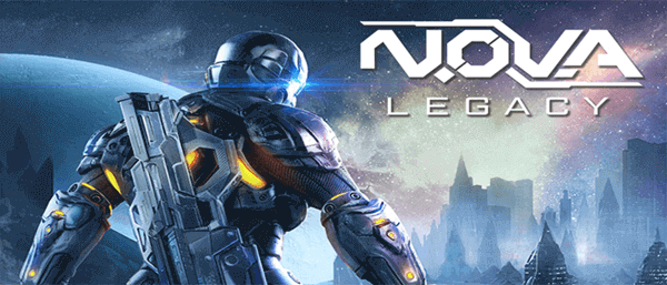 N.O.V.A. Legacy is also a first person shooting game from Gameloft.