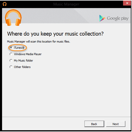 How to Sync iTunes Library to Android via Google Play Music