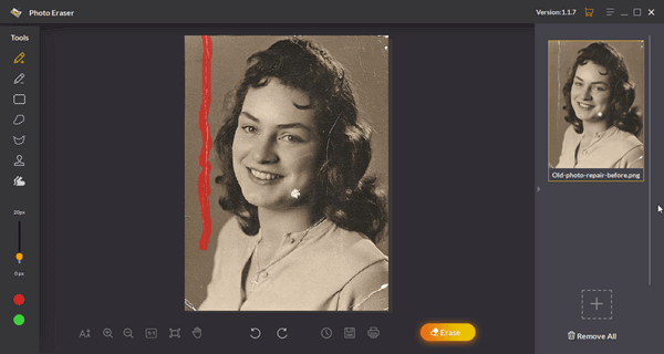 The Complete Guide to Restore Old Photo