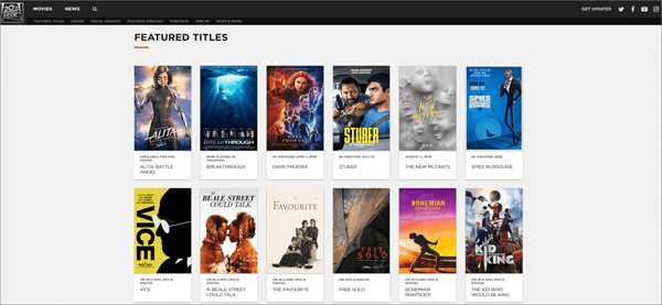 Fox Movies has become a popular online movie streaming website.