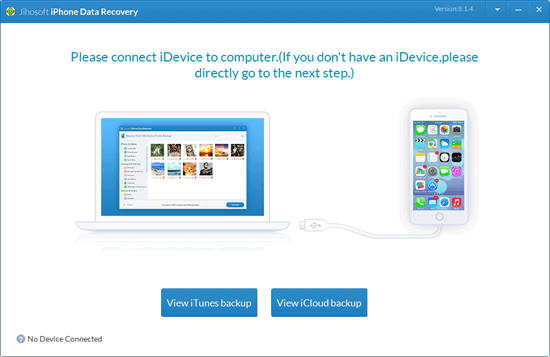 Jihosoft iPhone Data Recovery is definitely one of the best iPhone data recovery software.