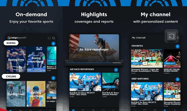 La Liga TV is undoubtedly popular among football fans.